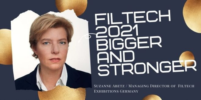 Suzanne Abetz _ Managing Director of Filtech Exhibitions Germany