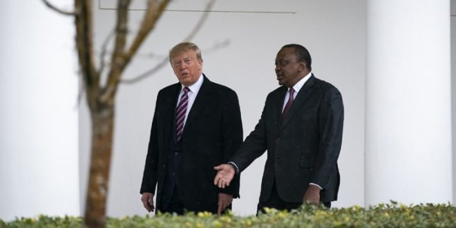 US-Kenya-trade-agreement