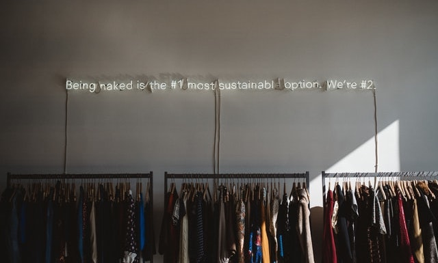 sustainable fashion and textile