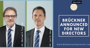 Brückner announced for New Directors