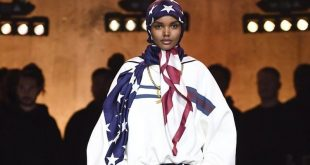 Hijab Fashion by Tommy Hilfiger