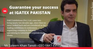 Mr-Saleem-Khan-Tanoli-CEO-FAKT Exhibitions