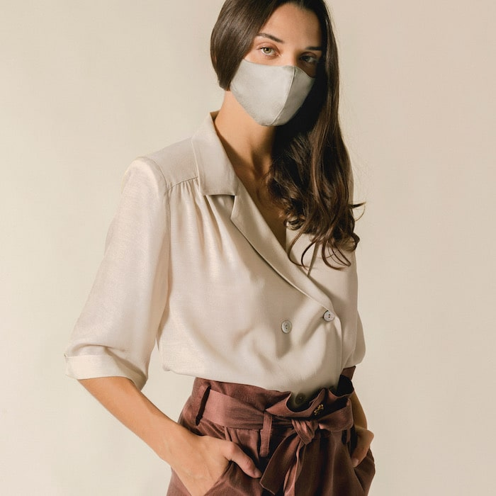 Penelope's face mask-middle-east-textile-journal