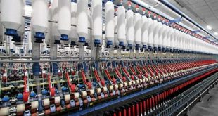 TEXTILE-factory-spinning-machine