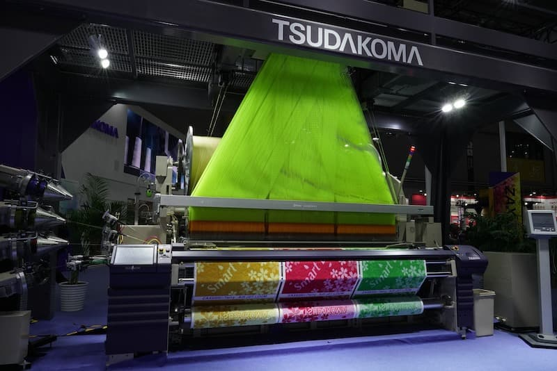 Tsudakoma-weaving-machine-Itma-Asia