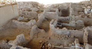 4,000-year-old textile mill unearthed in western Turkey