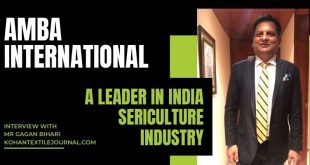 Amba-international-India Sericulture-Industry
