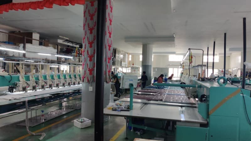 Amba-international-India-Sericulture-Industry-pproduction-hall