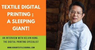 Kelvin Hung, the Digital printing specialist