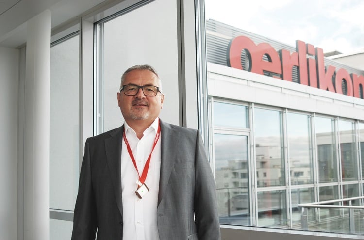 Oerlikon CEO, Dr. Roland Fischer, leads the way to provide a COVID safe workplace.