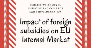 EURATEX welcomes EU initiative