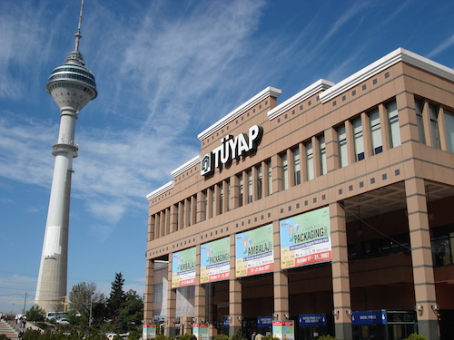 TÜYAP FAIRS AND EXHIBITIONS ORGANIZATION INC.