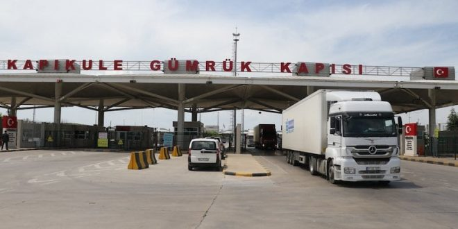 Turkey's exports to Balkan countries