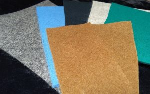 Buy Best Felted Sheets Made From Vicuna Fiber