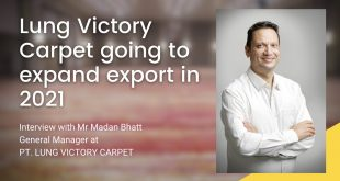 Interview with MrMadan Bhatt - General Manager at PT. LUNG VICTORY CARPET