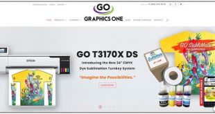 Graphics One Launches Newly Redesigned Website www.graphicsone.com