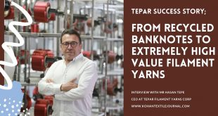 Interview with Mr Hasan Tepe - CEO at Tepar Filament Yarns Corp