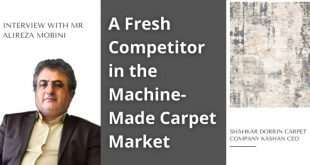 A Fresh Competitor in the Machine-Made Carpet Market