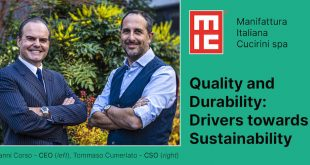 MIC ; Quality and Durability Are Our Drivers Towards Sustainability