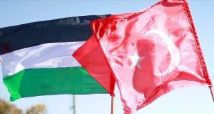 Palestine welcomes Turkey's industrial zone in W. Bank