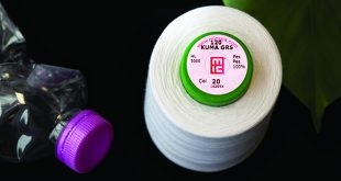 Recycled-polyester-yarn