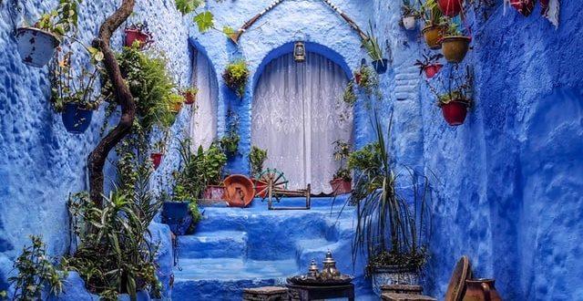 morocco textile