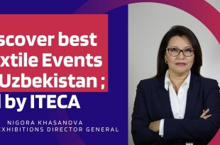 Nigora Khasanova -Iteca Exhibitions Director General