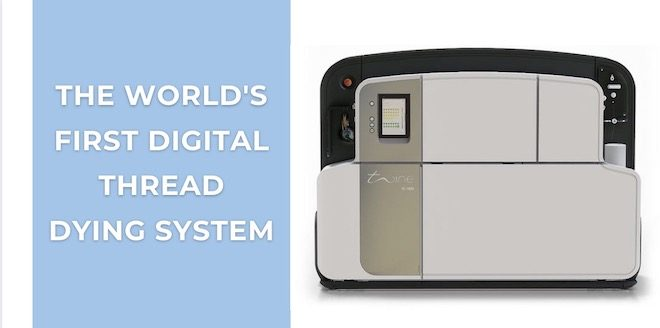 The World's First Digital Thread Dying System
