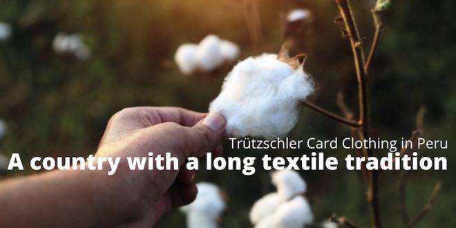 Trutzschler-Card Clothing -in-Peru